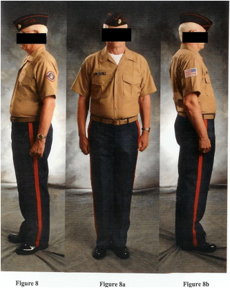 Marine Corps Alpha Uniform Regulations 113